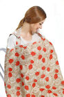 floral Mother outdoor breast feeding baby apron breast nursing cover blanket