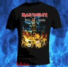 New Iron Maiden Holy Smoke 1990 Mens Vintage Classic T-Shirt