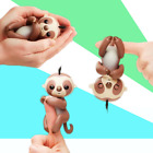 Finger Happy Sloth Electronic Interactive Finger Pet Toys Baby Xmas Gift