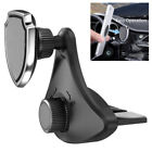 360° Rotating Cradle Car CD Slot Mount Magnetic Stand Holder fr iPhone 8 X 7 GPS