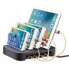 Detachable Universal Multi-Port USB Charging Station Desktop Charge Docking Dock