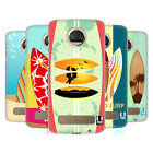 HEAD CASE DESIGNS SURFBOARDS HARD BACK CASE FOR MOTOROLA MOTO Z2 PLAY