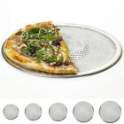 Aluminum Mesh Grill Pizza Screen Round Baking Tray Net Kitchen Tools Ovens