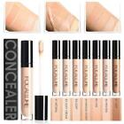7Colors Focallure Dark Skin Concealer Face Camouflage Liquid Concealer Cream AU