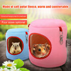 Bed Small Cage Cylindrical Toys Rat Parrot House Hanging Nest Hamster Cage Pets