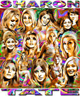 "Внешний вид - ""SHARON TATE"" TRIBUTE T-SHIRT OR PRINT BY ED SEEMAN"