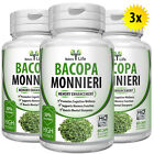Memory Booster Pure ORGANIC BACOPA MONNIERI EXTRACT Brahmi Mental Focus Capsules $7.75 USD on eBay