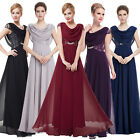 Ever Pretty Beaded Chiffon Party Dress Elegant Bridesmaid Formal Gown 09989
