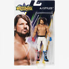 WWE WWF MATTEL BASIC ACTION FIGURE ASSORTMENT INC. AJ STYLES, SETH ROLLINS ECT..