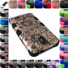 FOR ZTE PHONE MODELS HEAVY DUTY TUFF ARMOR CASE PROTECTIVE COVER+STYLUS