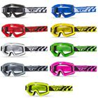 Fly Racing 2016 Focus Goggles w/ Clear Lens Adult Youth All Colors