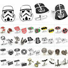 Star Wars Superhero Kids Jewellery Wedding Novelty Vintage Cufflink Cuff Link $7.99 AUD