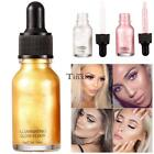Face Brightener Illuminating Oil Shimmer Glow Makeup Liquid Highlighter T