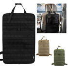 US 600D Nylon Tactical Molle Car Seat Back Organizer Cover Protector Fit All Car