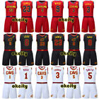 Top & Shorts Cleveland Cavaliers CAVS NBA Jersey Youth Adult Kid Outfit Men Set