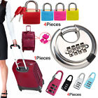 3 Digit Combination Padlock Travel Code Lock Suitcase Luggage Baggage Locker