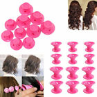 20/40PCS Silicone No Heat Hair DIY Curlers Magic Soft Rollers Hair Care Tool