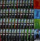 RUGBY WORLD CUP 2007 PROGRAMMES MATCHES 25 to 48 - RWC PROGS GOOD + CONDITION