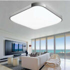 Square LED Ceiling Down Light Home Kitchen Office Lighting Recessed Fixture Lamp
