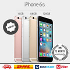 Apple iPhone 6s 16GB 64GB 128GB Unlocked 4G Smartphone 12 Month Warranty