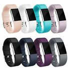 Kyпить For Fitbit Charge 2 /  2 HR Replacement Silicone Bracelet Watch Band на еВаy.соm