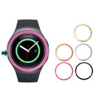 Watch Cover Case Protector Ring Bumper For Samsung Gear S2 Watch Stainless Steel