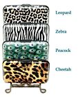 Armored Wallet, RFID Hardcase Aluminum Wallet, Safari Disign and Camo design NEW