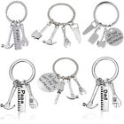 If Dad Can't Fix It No One Can Hand Tools Keychain Daddy Keyring Gifts For Dad