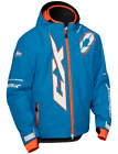 Castle X Stance Youth Jacket Process Blue/Orange sizes Large-XL