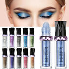 14 Colors Eye Roller Shimmer Eyeshadow Pen Women Long Lasting Mineral Makeup WOW