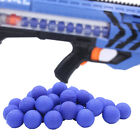 50 100Pcs Bullet Balls Round Compatible For Nerf Rival Child Toys Gun Refill new