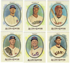 2017 Topps Allen & Ginter - Hot Box Foil Parallel Cards - Choose Card #'s 1-350