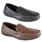 MENS SLIP ON CASUAL BOAT DECK MOCASSIN LOAFERS COMFORT SHOE SIZE 7 8 9 10 11 12