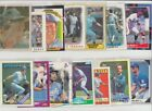 <YOU PICK> Kansas City Royals Singles Lot VINTAGE ROOKIE RC INSERT STAR HOF S-8