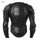 Professional Motorcycles Armor Protection Motocross Clothing Protection Black