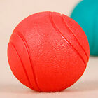 Indestructible Solid Rubber Ball Pet cat Dog Training Chew Play Fetch Bites
