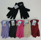 WOMEN'S FLEECE WINTER GLOVES EXCELLENT QUALITY, GREAT EVERYDAY GLOVES, WARM