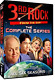 3rd Rock from the Sun: The Complete Series (DVD, 2013, 17-Disc Set) - NEW!!