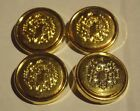 large military buttons