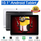 """10.1"""" Inch Android Tablet PC 2560*1600 HD WIFI Octa-Core Unlocked 3G Phablet US"""