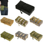 1Pc Tactical Molle Waist Pack Utility Phone Pouch Bag Waterproof Sport Bag