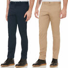 Mens P55 Slim Fit Stretch Chino Trousers by Original Penguin