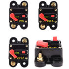 Car Inline 100/150 Amp DC Circuit Breaker Manual Reset Switch 12-24v US STOCK