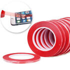 Red Double Side Fix Tape Adhesive Sticky Glue For Cell Phone Touch LCD Screen