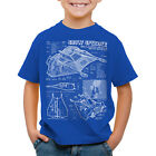 Snow Speeder T-47 Kinder T-Shirt krieg der star hoth air wars sterne imperium