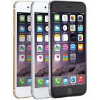 Apple Iphone 6 & 6+ (16 / 64 / 128 GB)  UNLOCKED PHONE LTE Seller Refurbished