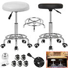 Adjustable Bueaty Salon Spa Stool Barber Massage Tattoo Hairdresser Bar Chairs
