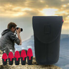 Waterproof Camera For SLR Lens Bag Padded Pouch Protector Carry Small Case