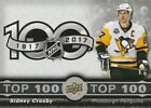 2017-18 Upper Deck Tim Hortons Top 100 - You Choose - *GOTBASEBALLCARDS*