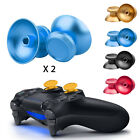 Aluminum Alloy Joystick Thumb Stick Grip Cap Cover For PS4 /Xbox One Controller